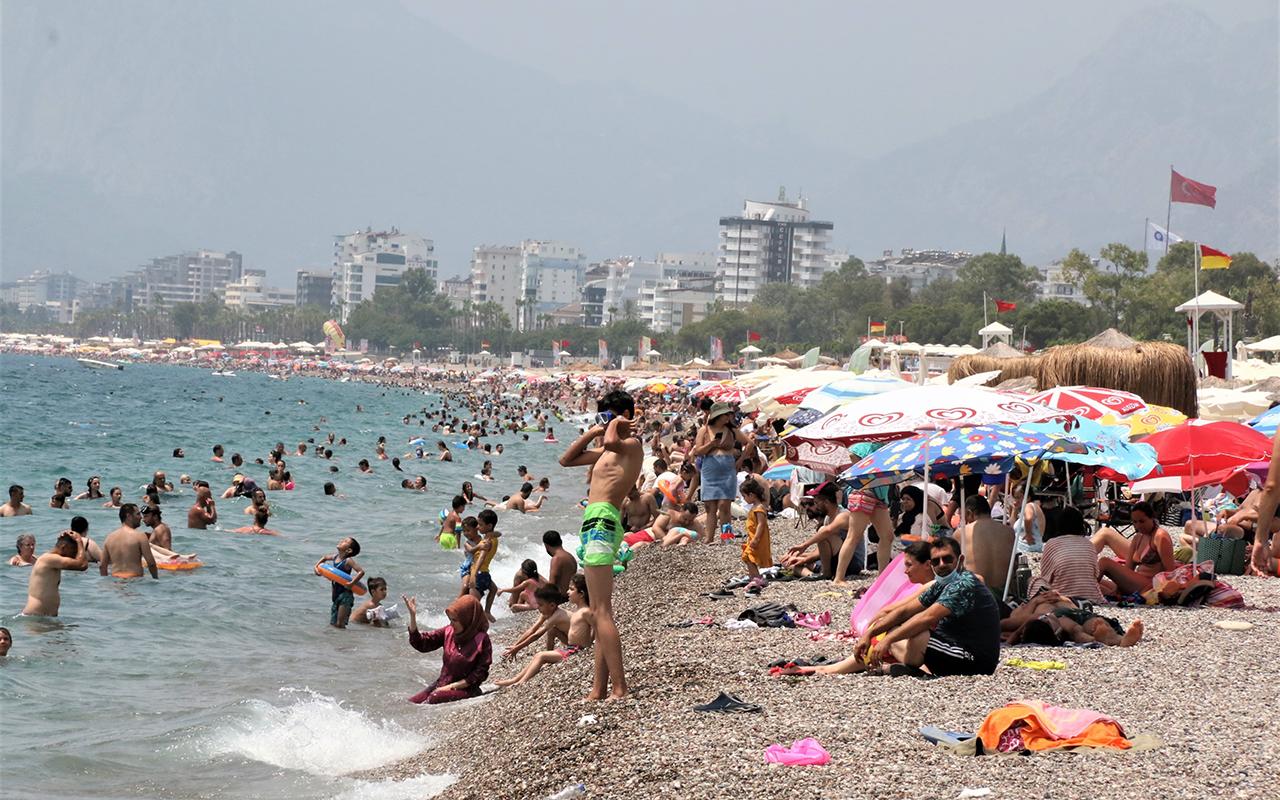 Antalya'da vaka sayıları ikiye katlandı