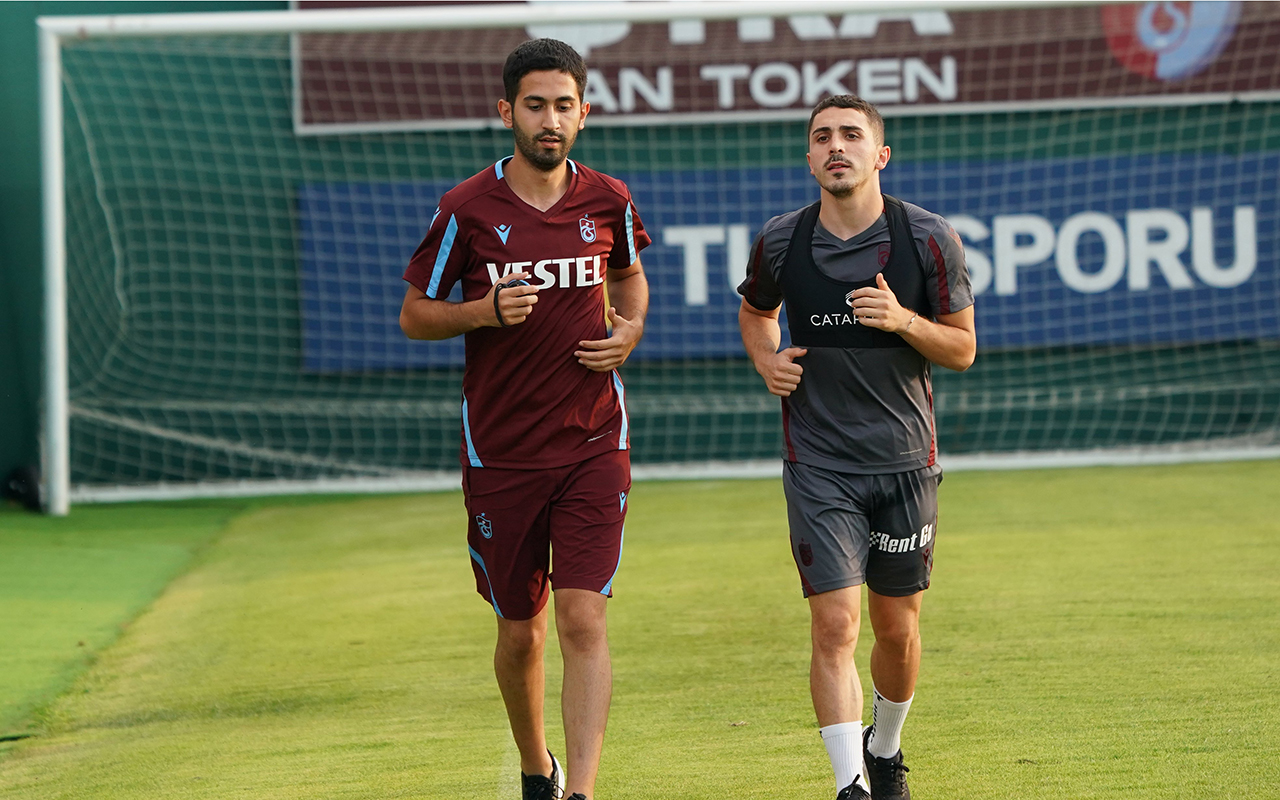 Trabzonspor'dan Abdülkadir Ömür için sakatlık açıklaması