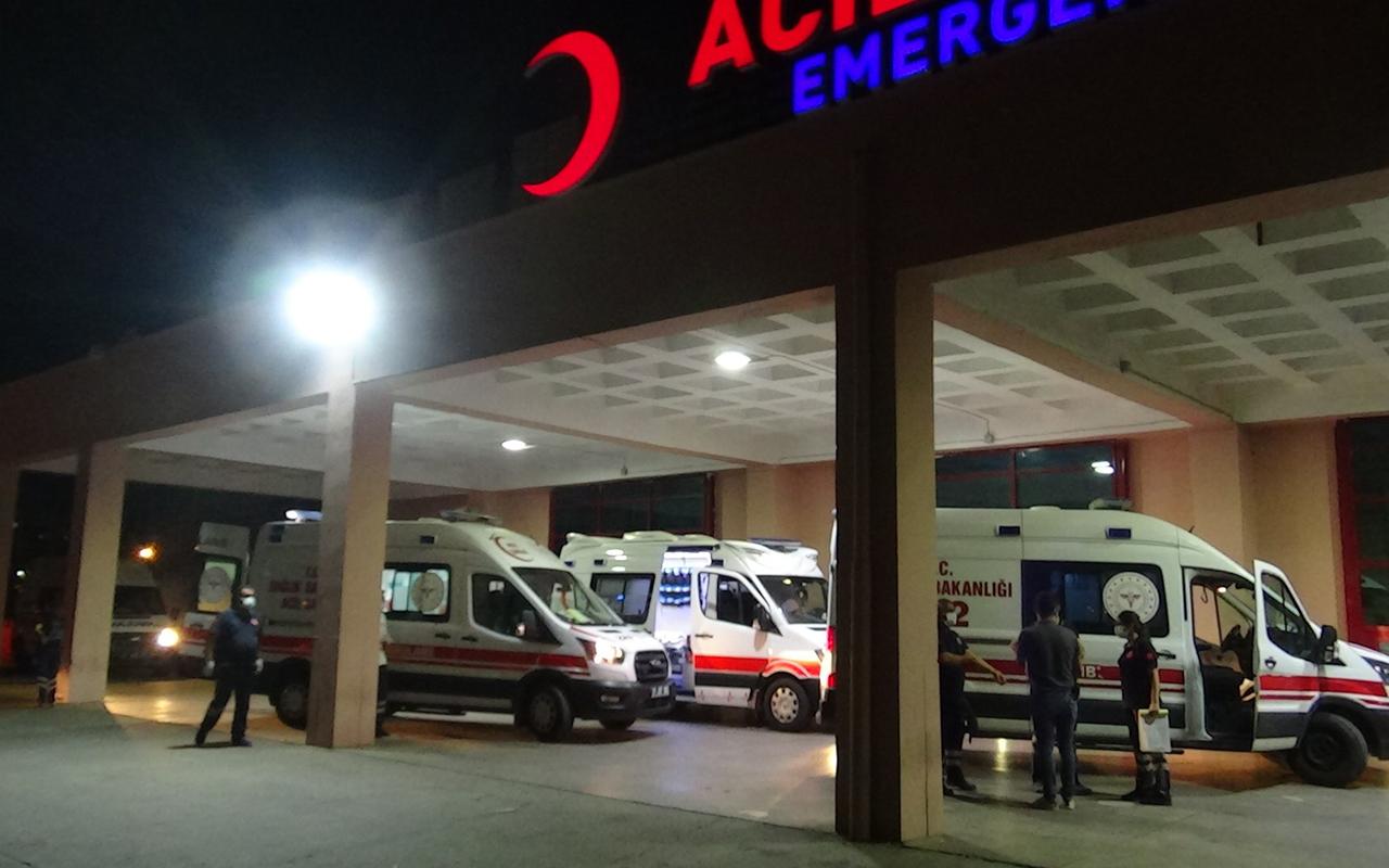 Diyarbakır'da korkutan korona virüs görüntüsü