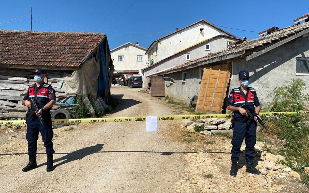 Karabük'te pozitif vakaların görüldüğü bazı evlerde karantina kararı