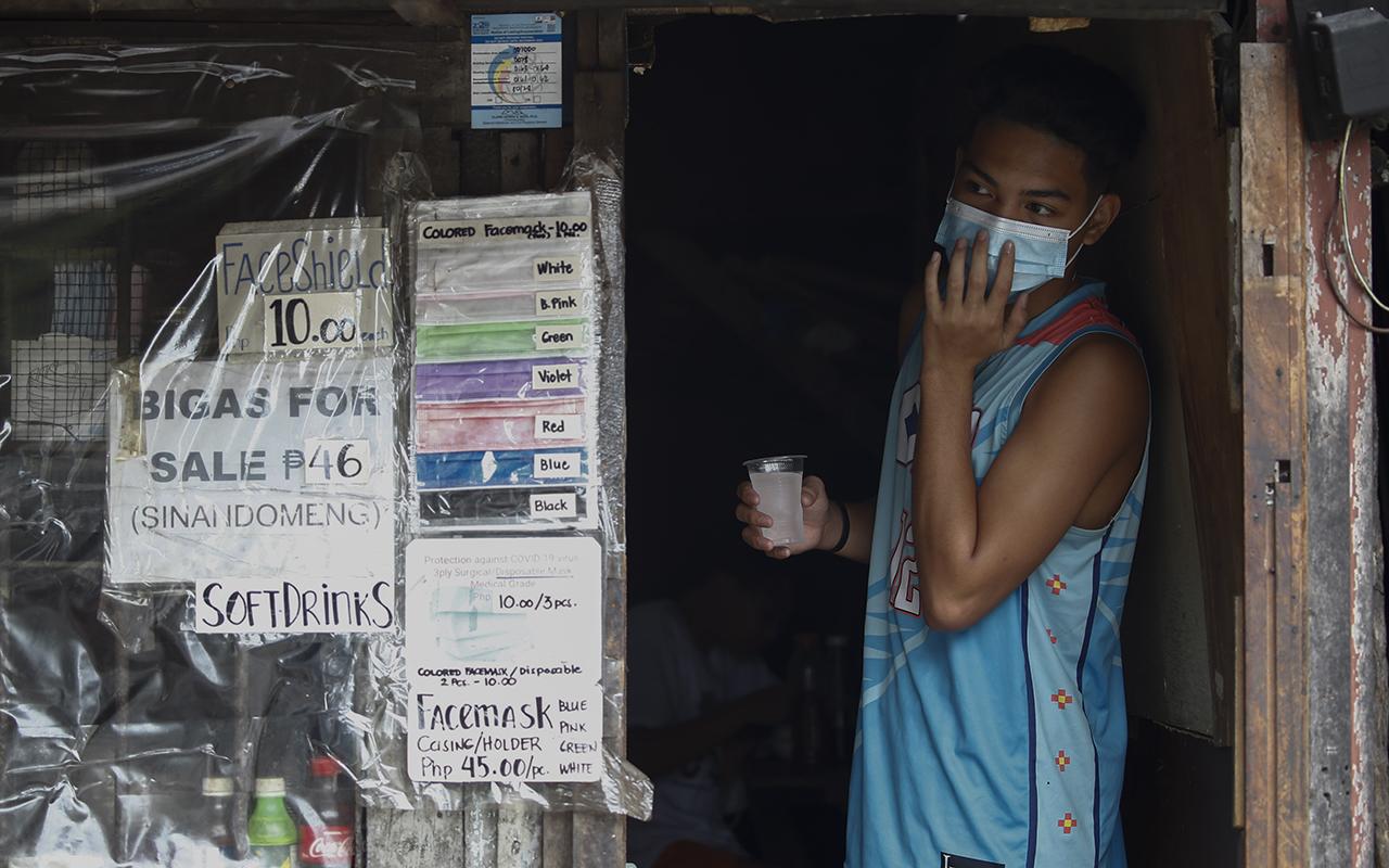 Filipinler'de son 4 ayın en yüksek vaka sayısı kaydedildi