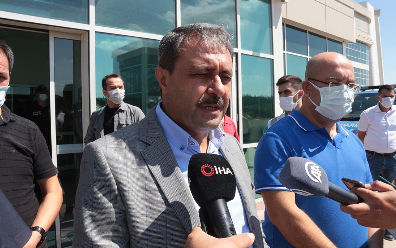 Balıkesir'de yaşanan katliam gibi kazanın ardından Vali Şıldak basın mensuplarını bilgilendirdi