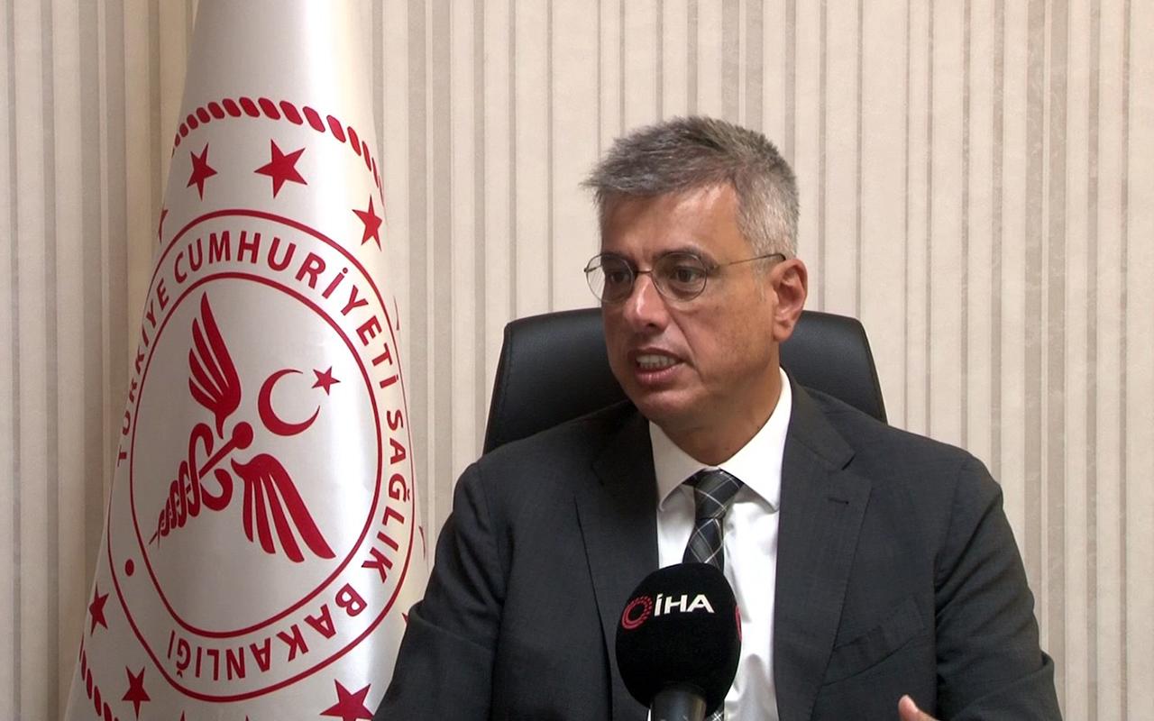 İstanbul İl Sağlık Müdürü Prof. Dr. Memişoğlu'ndan aşıda kısırlık iddialarına tepki