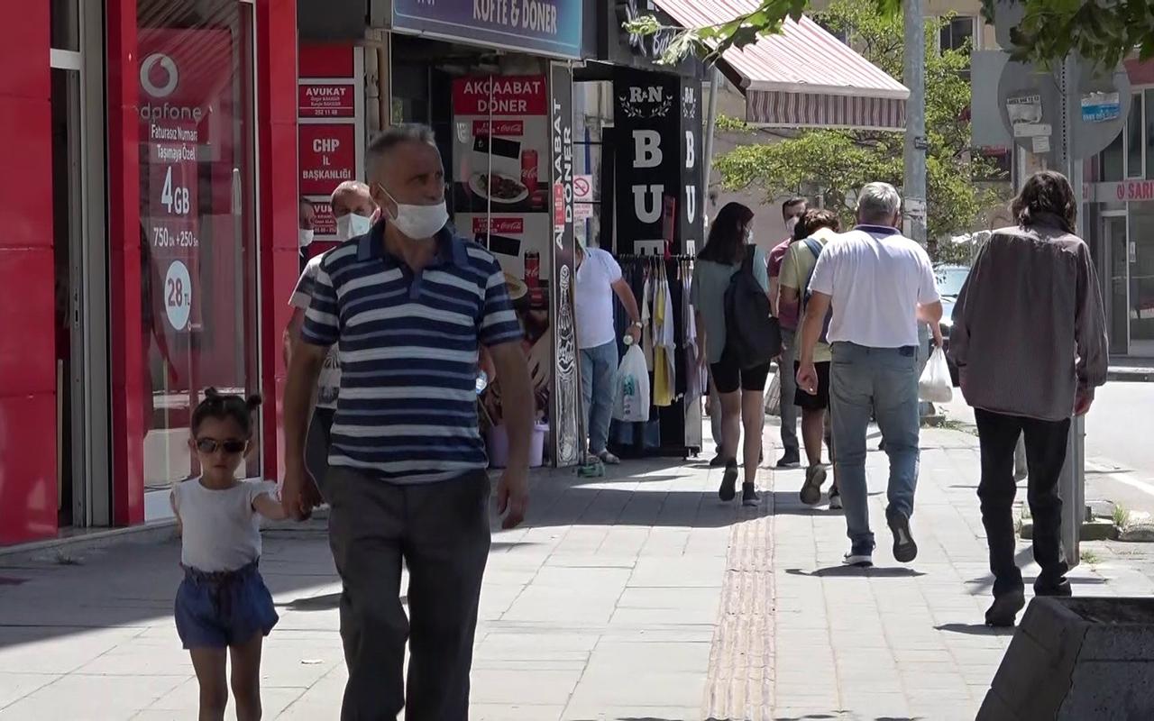 Vaka sayılarının arttığı Zonguldak'ta vatandaşlardan aşı çağrısı