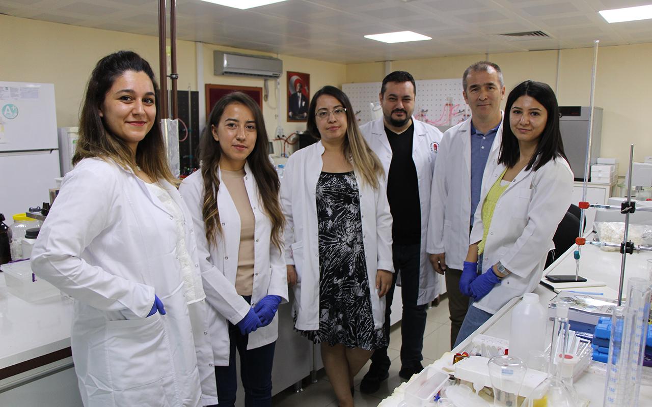Amasya Üniversitesinden diyabetik yaralara umut olacak çalışma