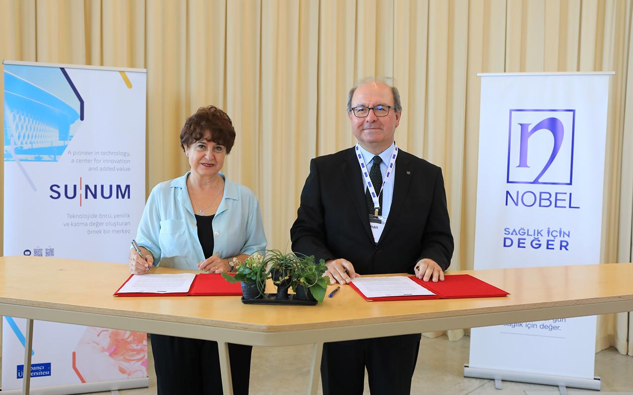 Sabancı Üniversitesi ve Nobel İlaç işbirliği yapacak