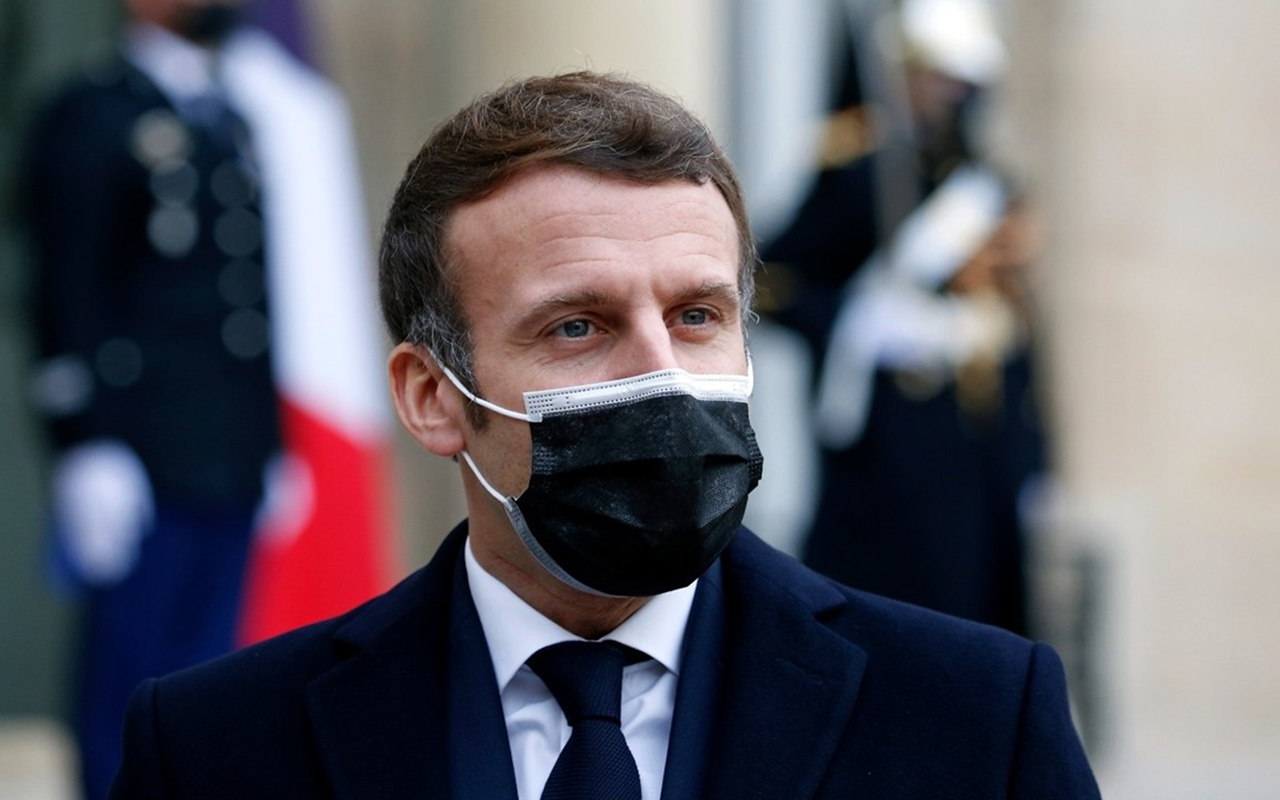 Macron, COVID-19 salgınının denizaşırı bölgelerde ciddi olduğunu söyledi