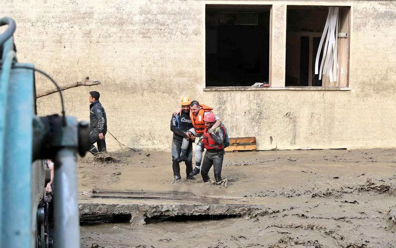 AFAD duyurdu: Sel felaketinde can kaybı 55'e yükseldi