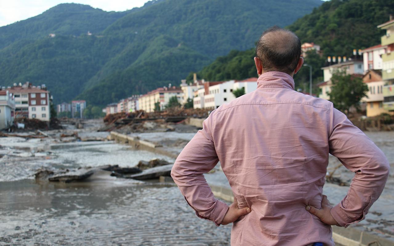 AFAD duyurdu: Sel felaketinde can kaybı 64'e yükseldi