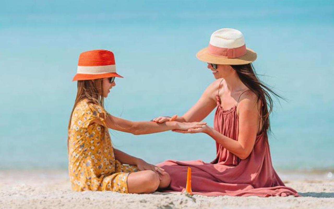 Güneş kremleri deri kanseri riskini önlüyor