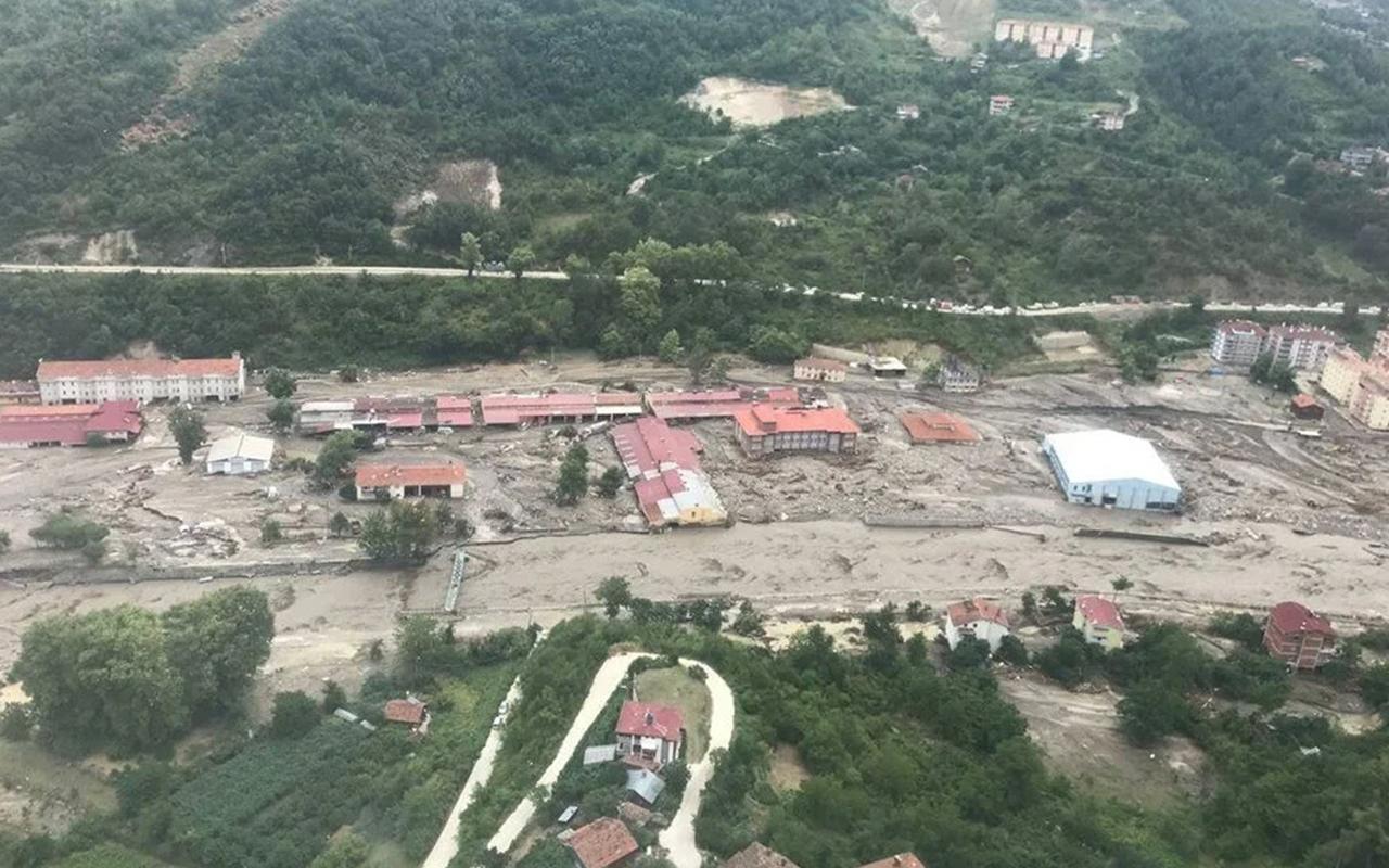 AFAD: Sel felaketinde can kaybı 71'e yükseldi, kayıp ihbar sayısı 47