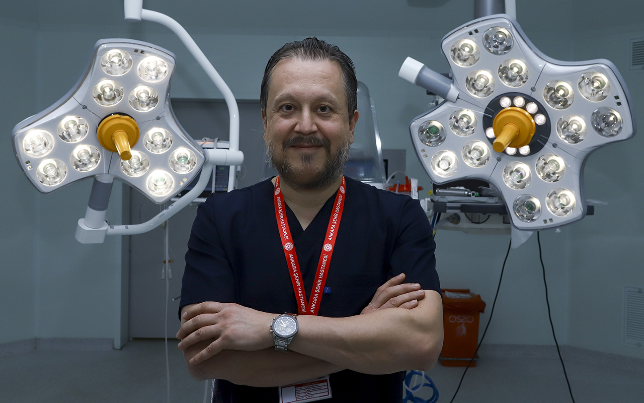 Prof. Dr. Hakan Oğuztürk: