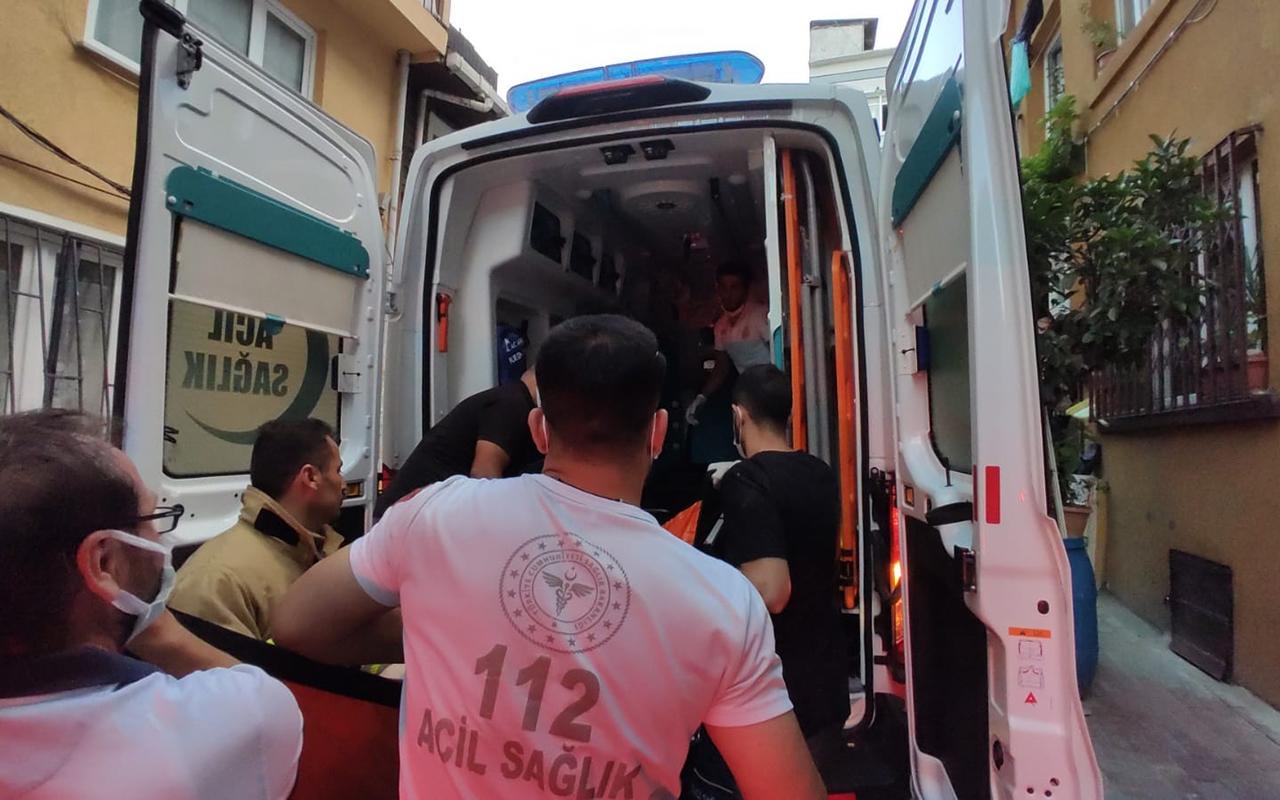 Evinde fenalaşan KOAH hastası kadının imdadına itfaiye ve sağlık ekipleri yetişti