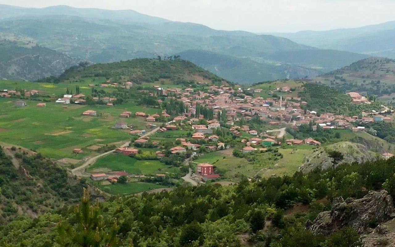 Çorum'da bir köy karantinaya alındı