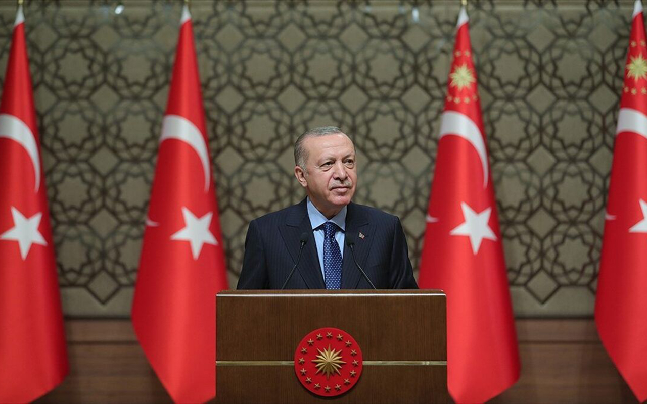 Kabine Toplantısı sonrası Cumhurbaşkanı Erdoğan'dan kritik açıklamalar