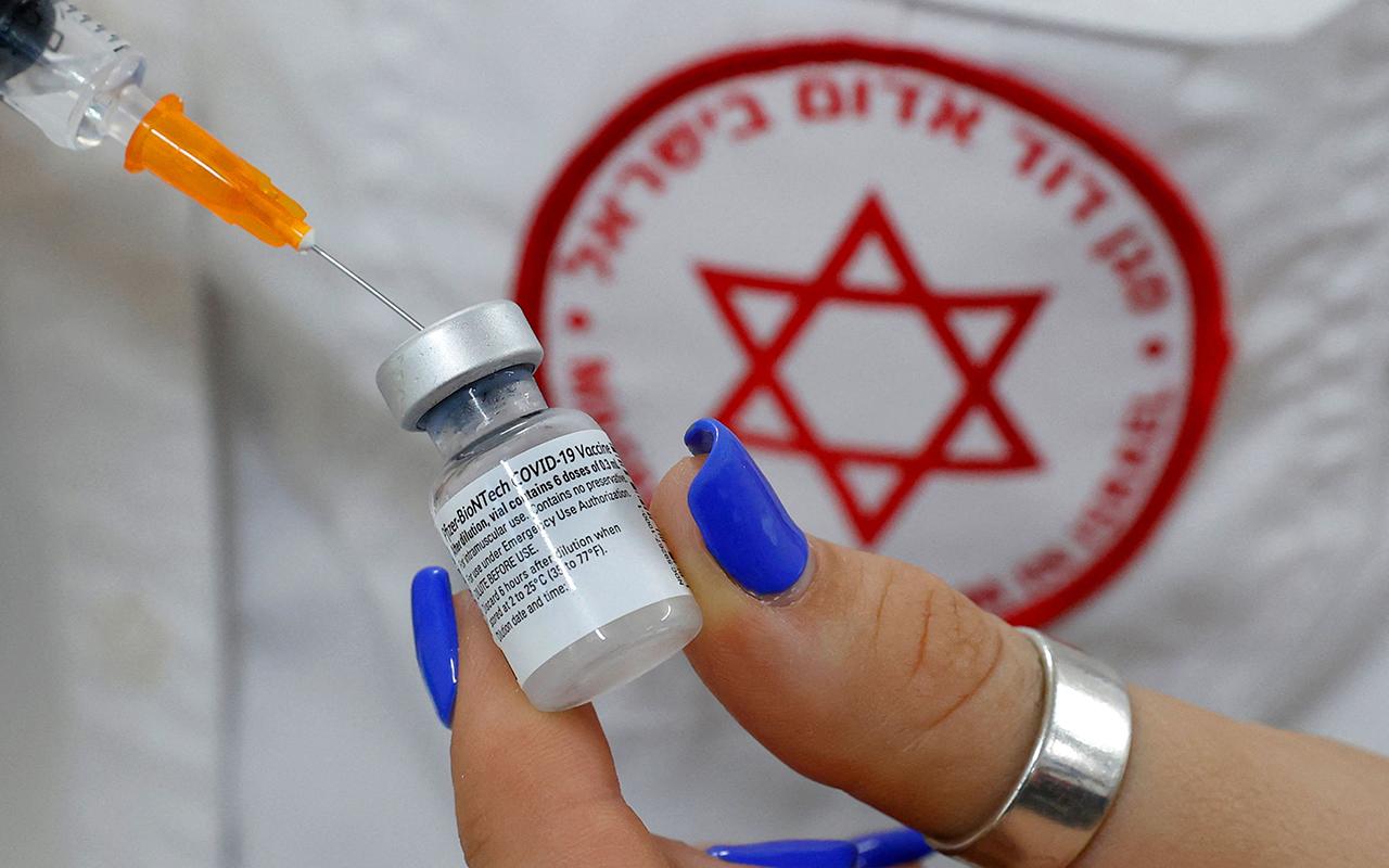 İsrail, 40 yaş üzeri için 3. dozu onayladı