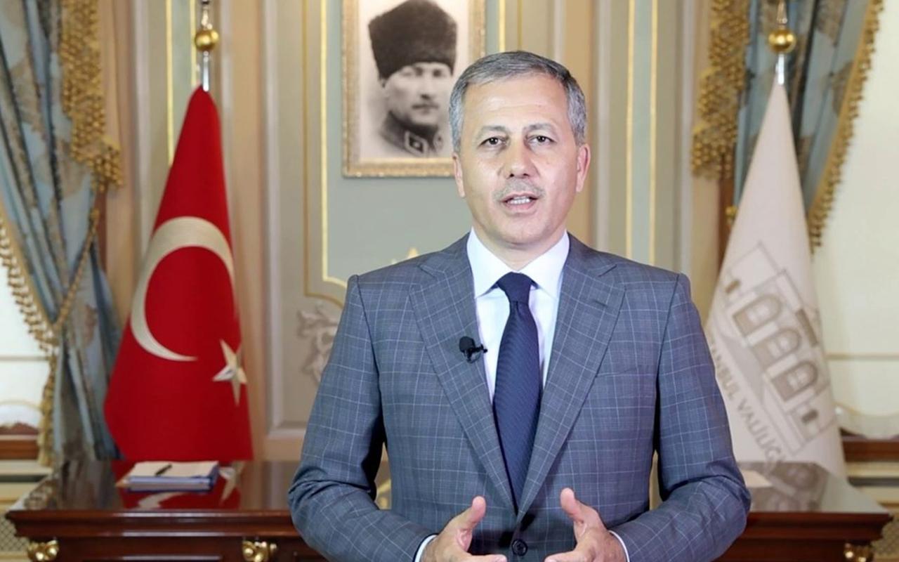 İstanbul Valisi Ali Yerlikaya'dan aşı açıklaması: