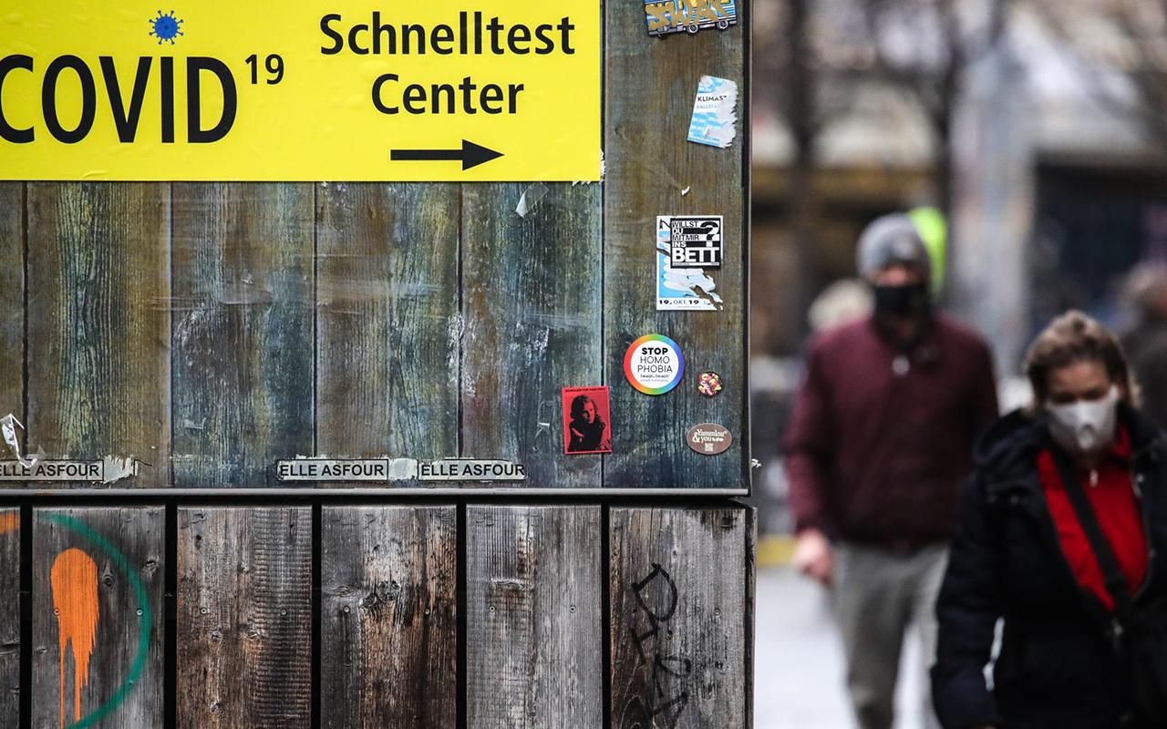 Almanya'da Covid-19 sistemi değişiyor: Kapanma kararında hastanede yatan hasta sayısı baz alınacak