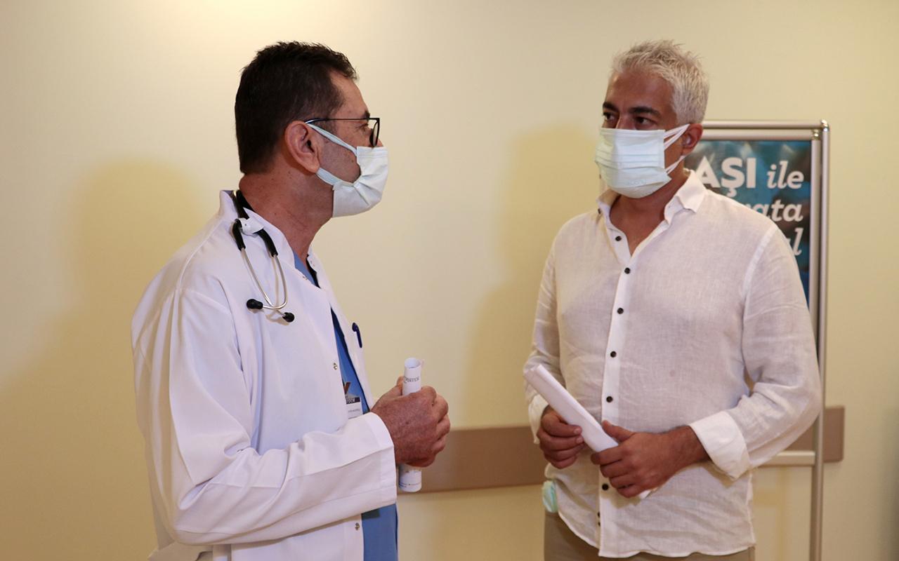 Korona virüse yakalanan 12 yaşındaki çocukta ciddi akciğer tutulumları gözlendi