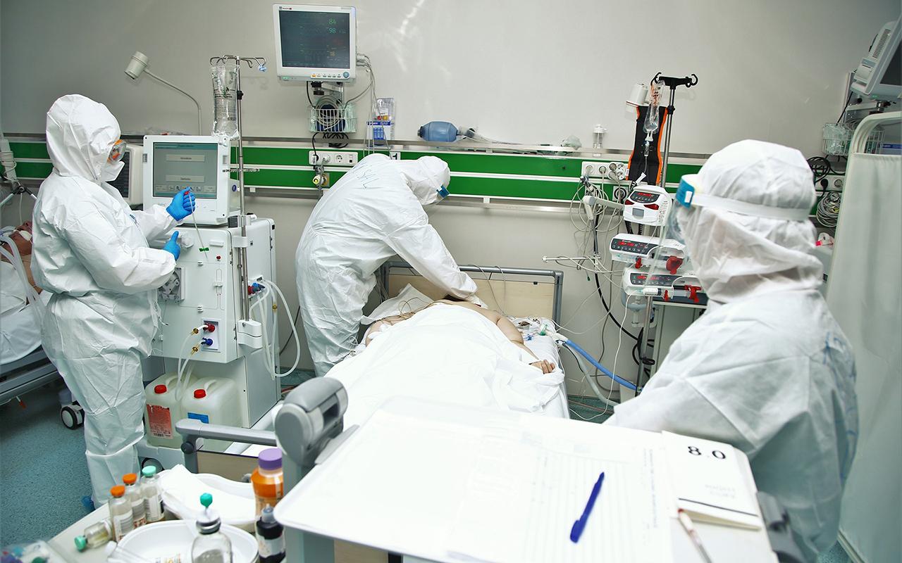 Sağlık Bakanlığı, mavi tabloyu açıkladı! Önceki tabloya kıyasla büyük artış