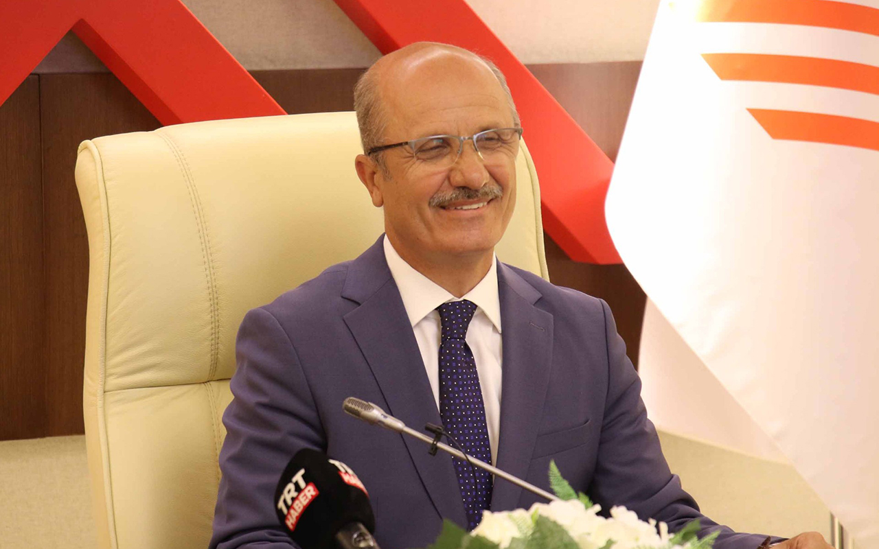 YÖK Başkanı Özvar'dan yüz yüze eğitim açıklaması