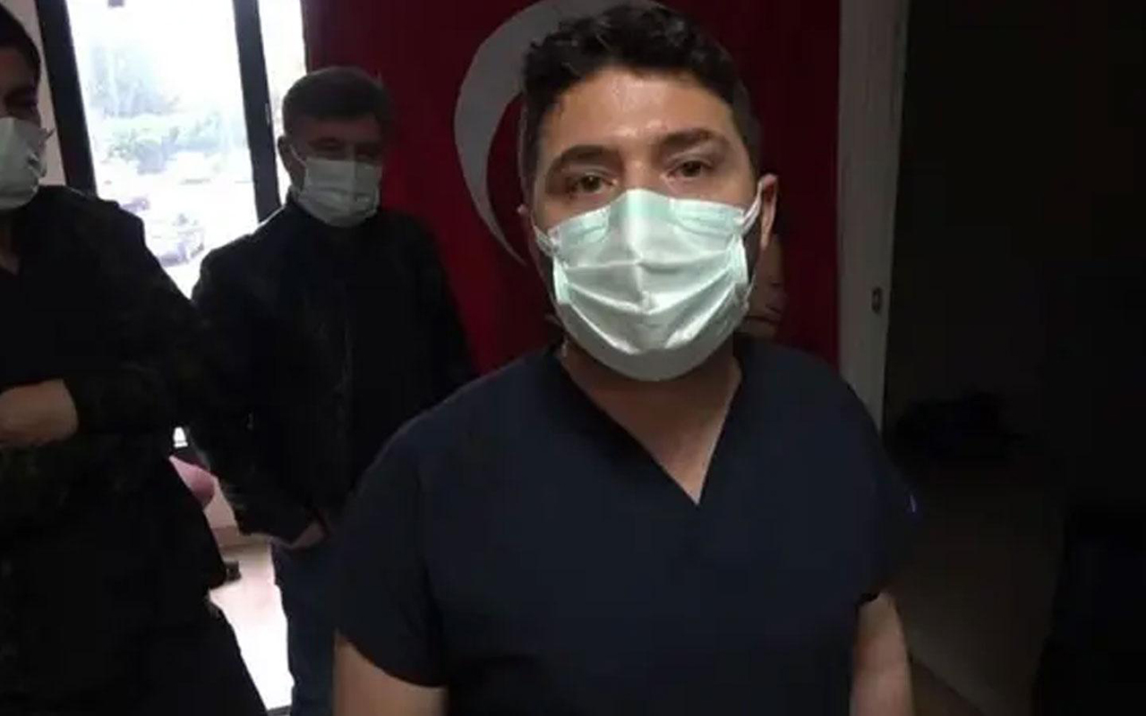 Kendisini muayene etmeyen doktoru gözaltına aldırmıştı! O savcı hakkında karar verildi