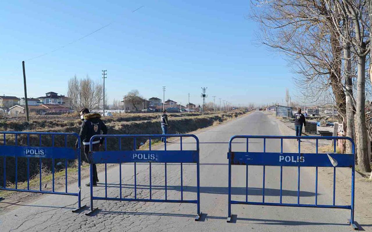 Mardin'de 3 mahalle karantinaya alındı