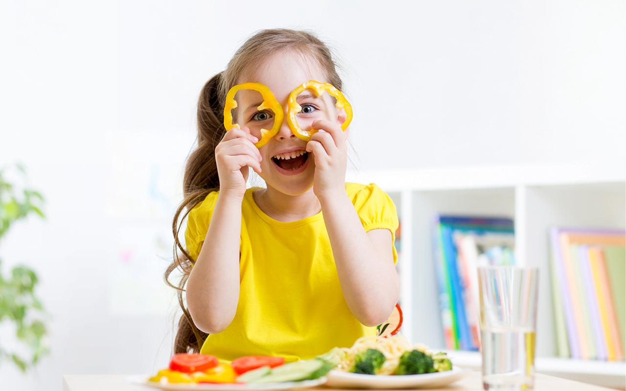 Okul döneminde çocuklara beslenme önerisi