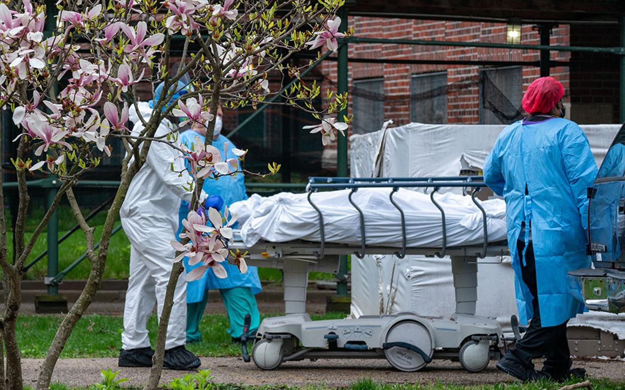The Economist'ten korkutan iddia… Gerçek ölü sayısı üç kat daha yüksek olabilir