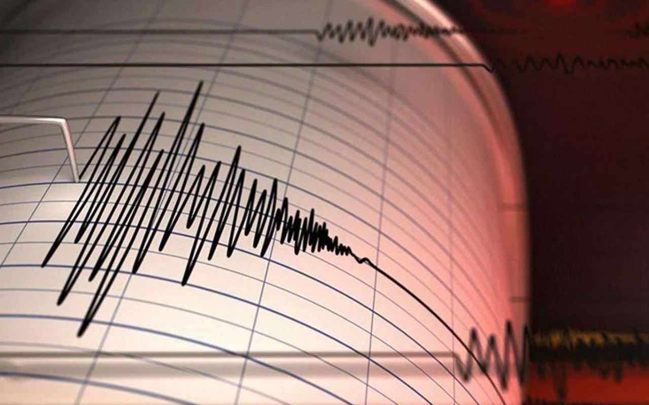 Muğla'da 4.1 büyüklüğünde deprem!