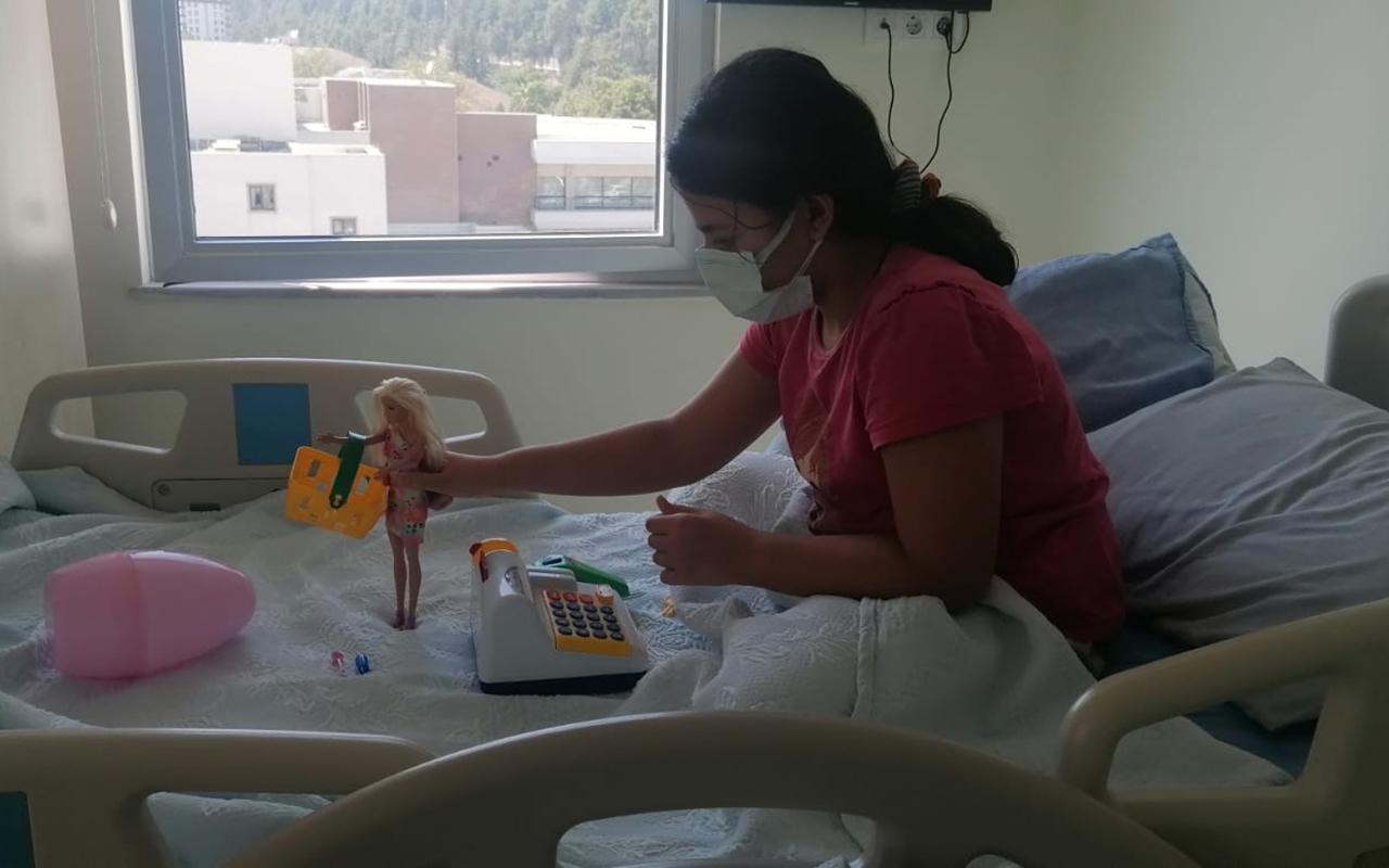 Aşı olmayan aile hastanelik oldu