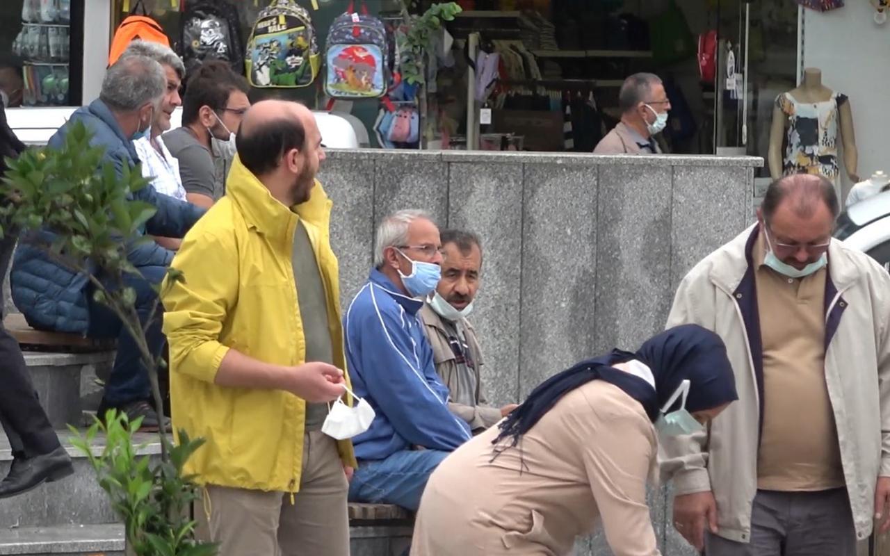 Türkiye'de nüfusuna oranla en fazla Covid 19 vakası görülen il: Rize