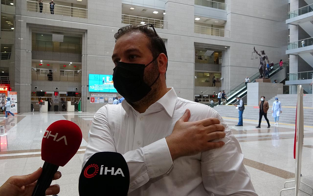 İstanbul Adalet Sarayı'nda randevusuz aşı uygulaması başladı