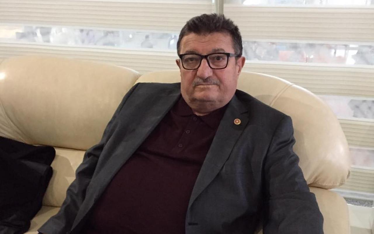 AK Partili eski milletvekili Temel Yılmaz Covid-19 nedeniyle hayatını kaybetti