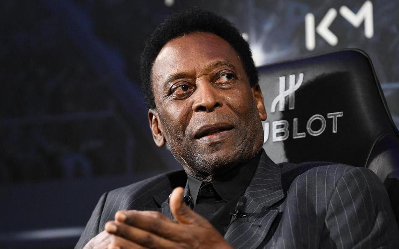 Efsane futbolcu Pele sağlık durumunun iyiye gittiğini açıkladı