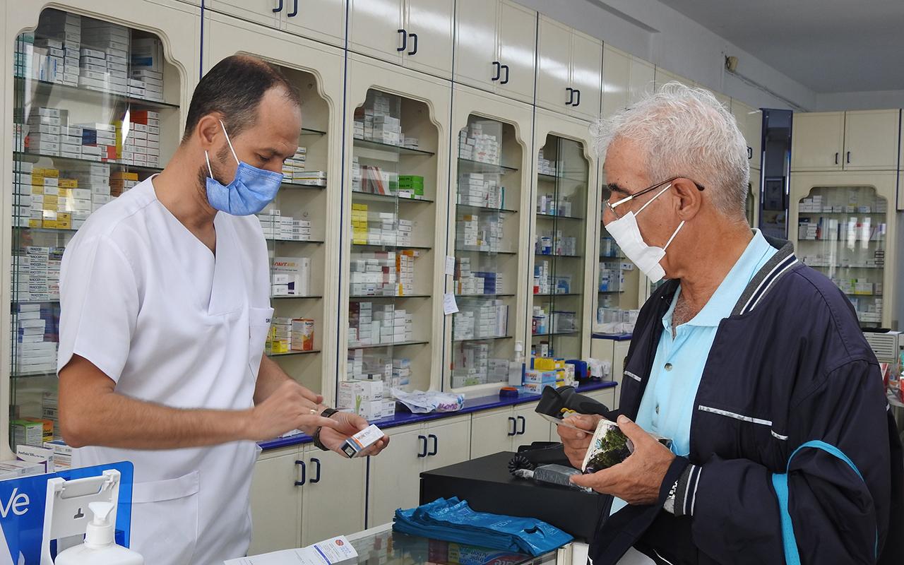 Grip aşısı eczanelere gelmeye başladı