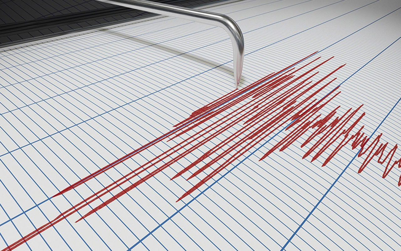 Yunanistan'ın Girit Adası'nda 6.5 büyüklüğünde deprem
