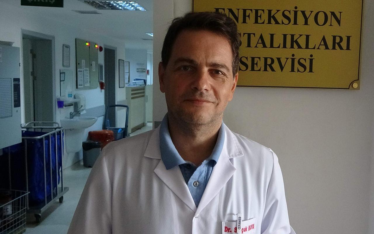 Covid-19 pandemisi yüzünden enfeksiyon hastalarına yetişilemiyor