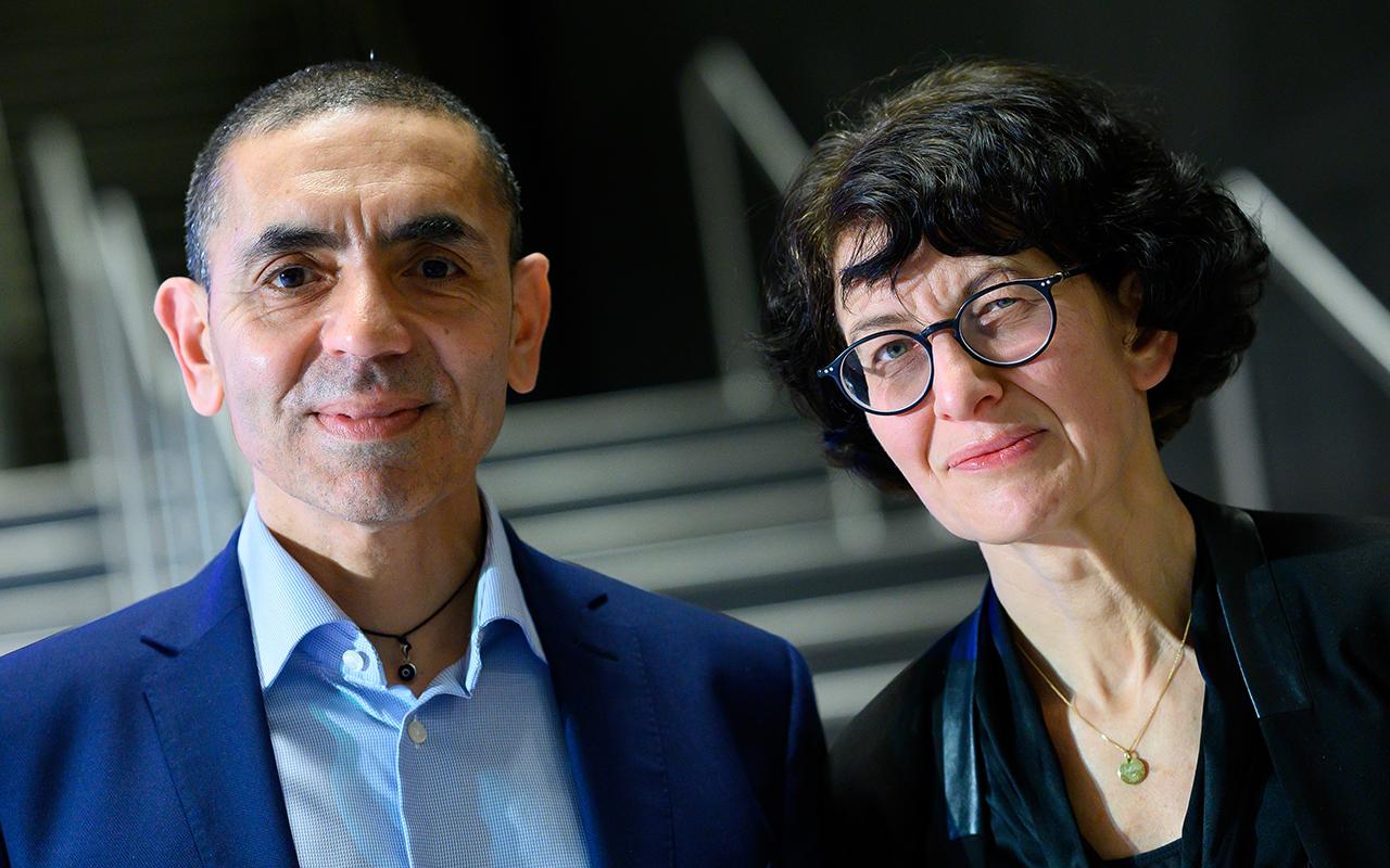 Uluslararası kamuoyunun gündeminde: Özlem Türeci ve Uğur Şahin, Nobel alabilecek mi?
