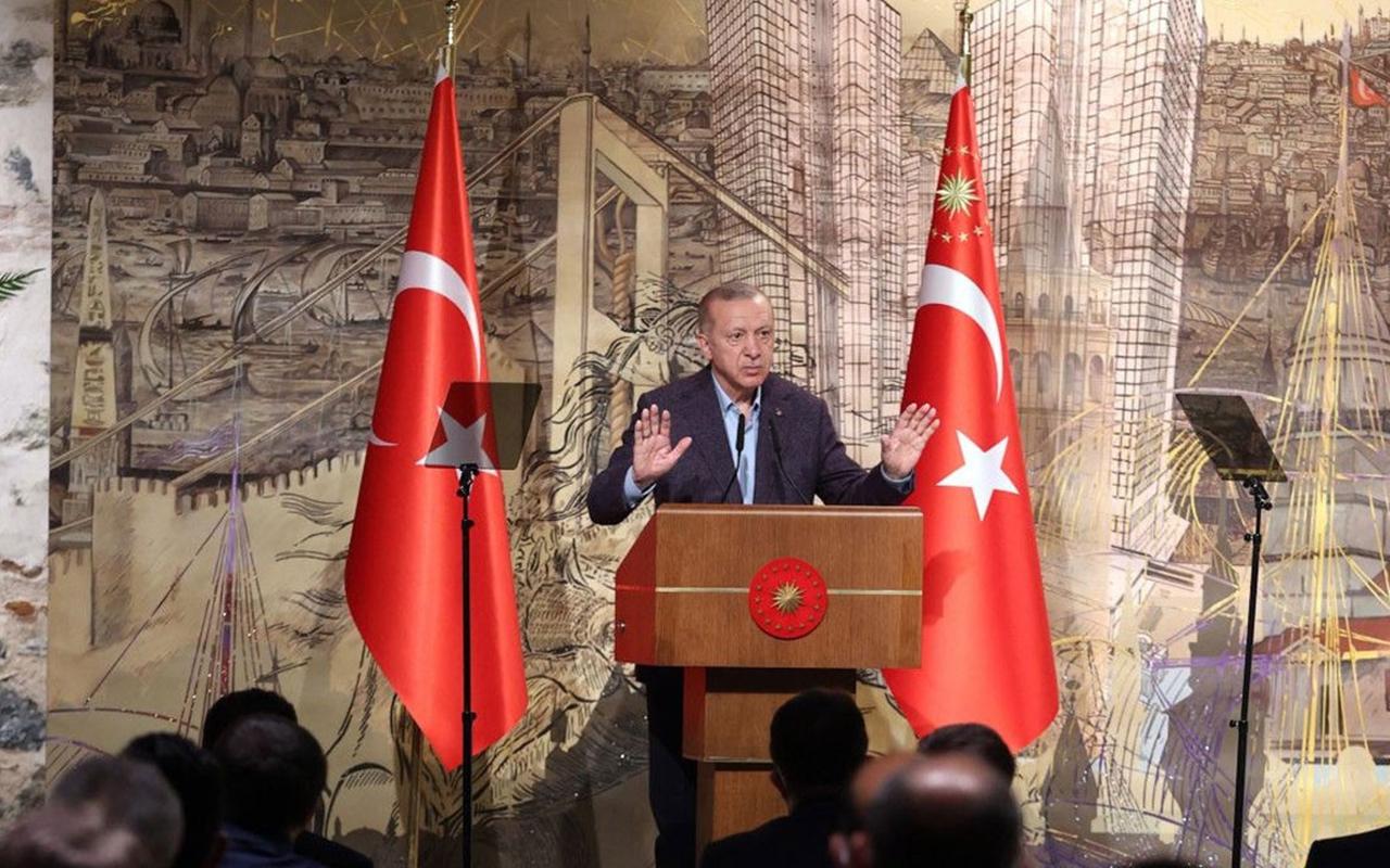 Cumhurbaşkanı Erdoğan'dan korona virüsü açıklaması: Yavaş yavaş etkisini kaybediyor