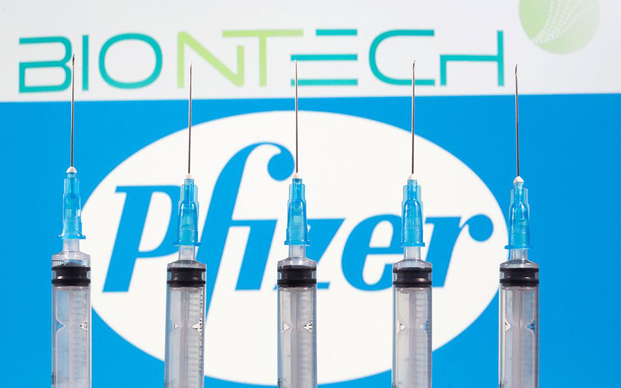 BioNTech ve Pfizer'dan aşı için yeni hamle