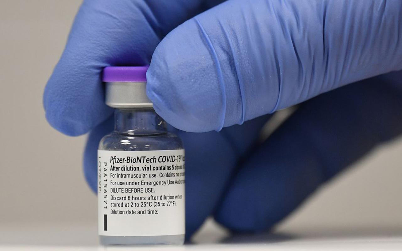 Yunanistan'dan Pfizer/BioNTech korona virüsü aşısıyla ilgili umut veren araştırma