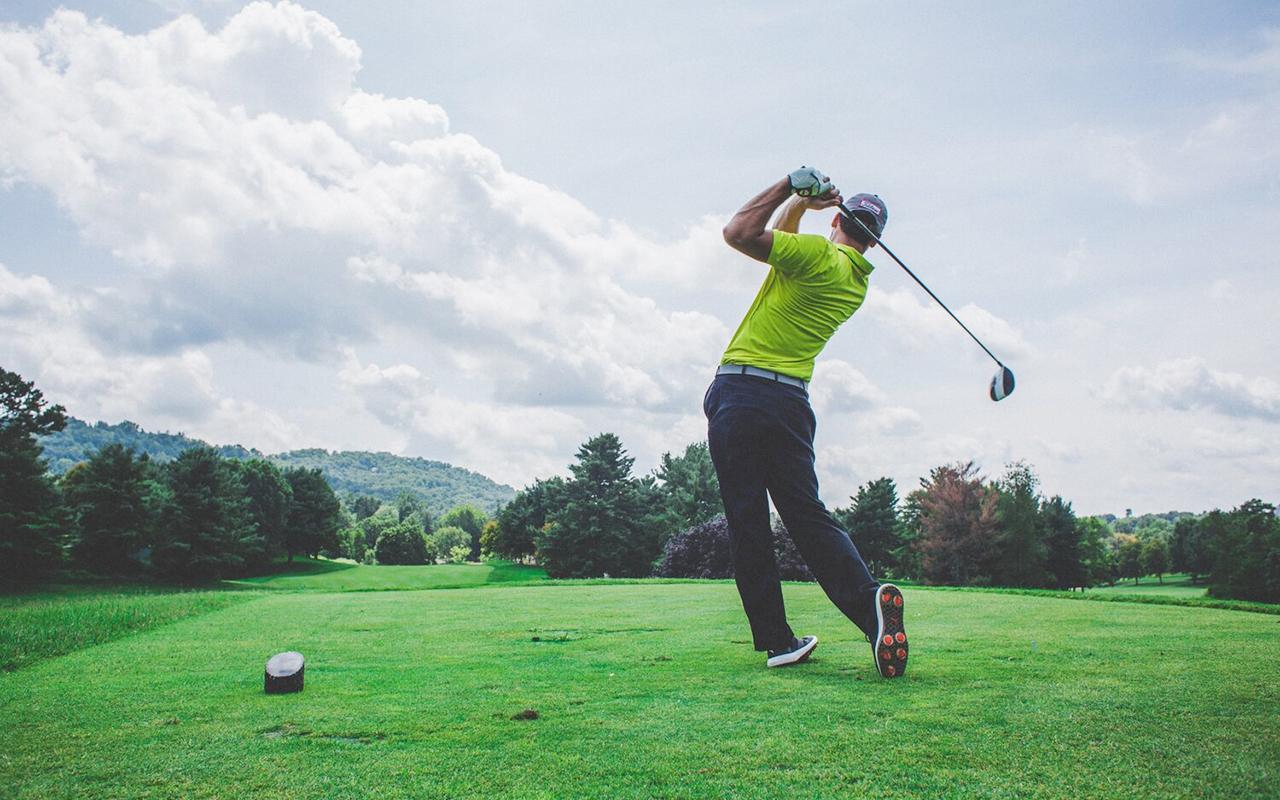 Golf, fiziksel ve ruhsal açıdan iyi hissettiriyor