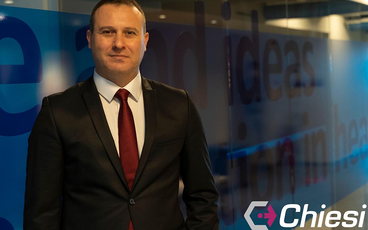 Emre Kara, Chiesi Türkiye Genel Müdürü olarak atandı